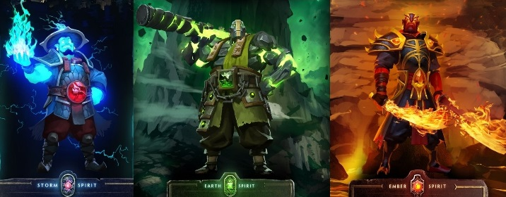 Three Spirits update arrives for Dota 2, Diretide begins