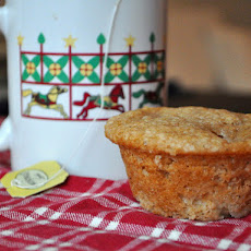 Apple Buttermilk Muffins