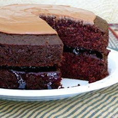 Guinness® And Chocolate Cake