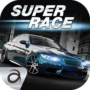 Cover art Super race