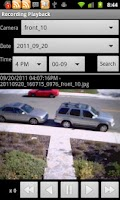 Screenshot of IP Cam Viewer Basic