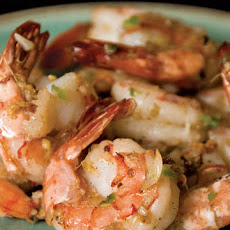 Classic Dry-Fried Pepper and Salt Shrimp