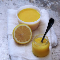 Basic Lemon Curd
