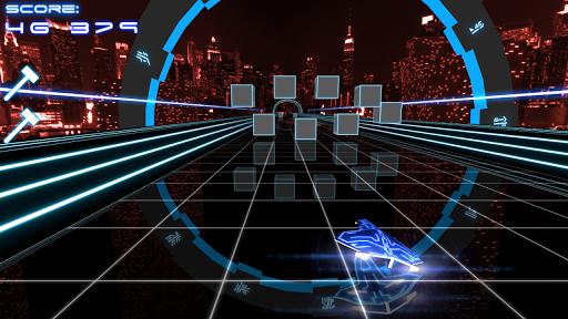 Neon City - screenshot