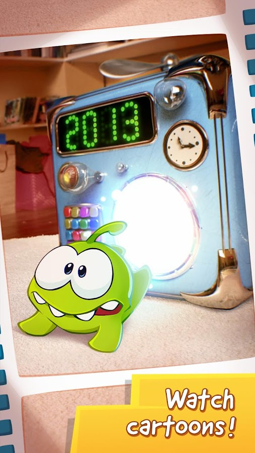 Cut the Rope: Time Travel HD Screenshot 4