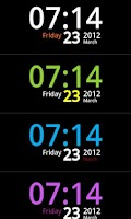 Screenshot of TypoClock