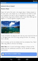 Screenshot of Phuket Guide + Phang Nga