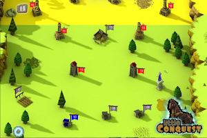 Screenshot of Little Conquest