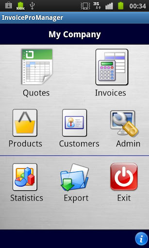 Quotes and Invoices Manager