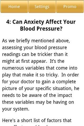 【免費醫療App】Blood Pressure Guide-APP點子