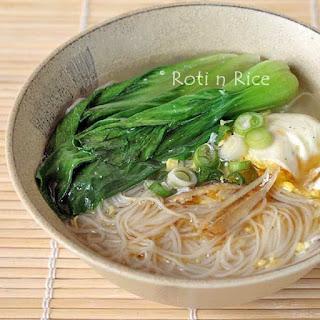 Mee Soup Recipes