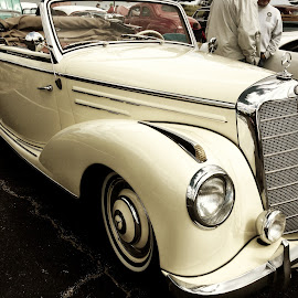 A Classic Mercedes by Heather Whitler - Instagram & Mobile iPhone