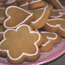 Gingerbread Cookies (Gluten Free)