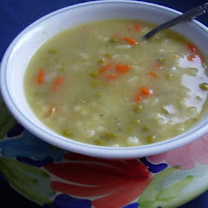Sarah's Potato Barley Soup