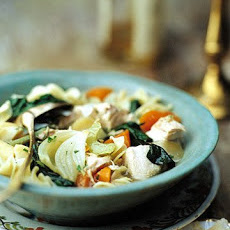 Winter Vegetable Chicken Stew