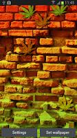 Screenshot of Weed Ganja Live Wallpaper