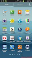 Screenshot of Mobile Helper