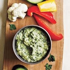 Zesty Green Goddess Dip