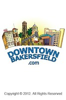 Screenshot of Downtown Bakersfield