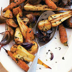 One-tray Roasted Vegetables
