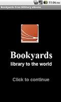Screenshot of Military eBooks