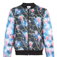 Hype Jellyfish Bomber Jacket* Multi