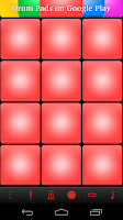 Screenshot of Rock Drum Pads