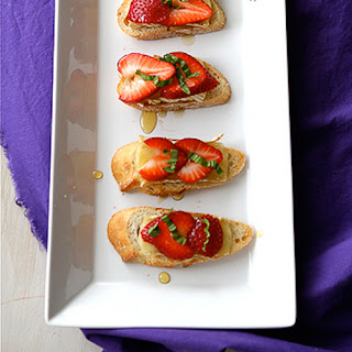 Cheese Honey Crostini Recipes
