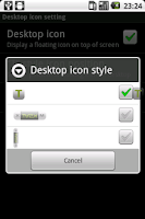 Screenshot of Smart Task Switcher