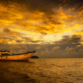 by Deni Agusti - Transportation Boats