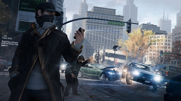 Watch Dogs PR stunt results in the bomb squad being called