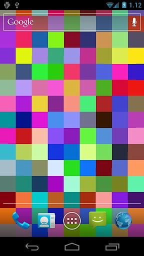 FishEye HD live wallpaper
