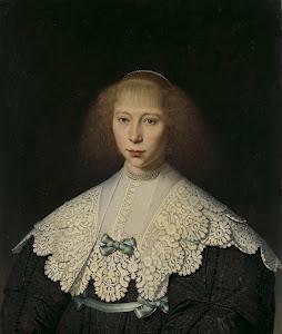 RIJKS: Dirck Dircksz. van Santvoort: painting 1640
