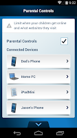 Screenshot of Linksys Smart Wi-Fi