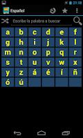 Screenshot of Spanish Dictionary - Offline