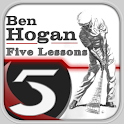 Ben Hogan's 5 Lessons icon