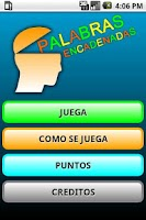 Screenshot of Palabras Encadenadas Lite