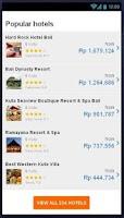 Screenshot of Wisata Indonesia - Cari Hotel