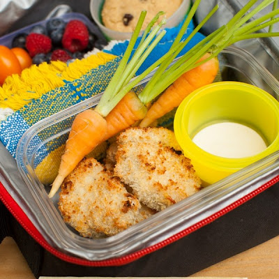 How To Make Homemade Lunchbox Chicken Nuggets