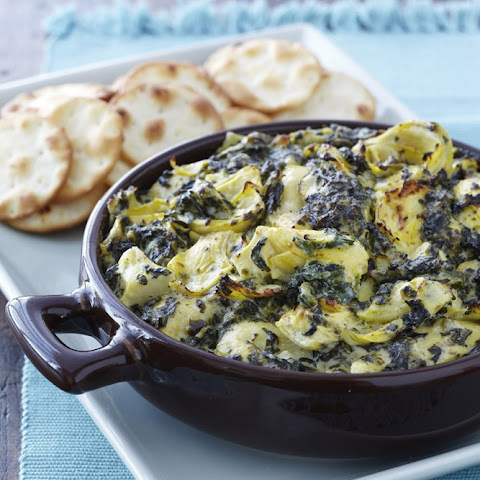 Perfect Spinach Artichoke Dip