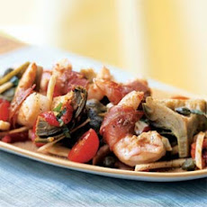 Prosciutto-Wrapped Grilled Okra Recipe | Yummly