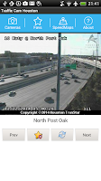 Screenshot of Traffic Cam Houston Free