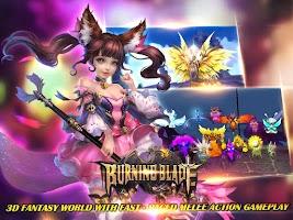 Screenshot of Burning Blade HD
