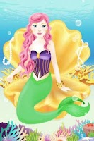 Screenshot of Mermaid Dress Up Lite