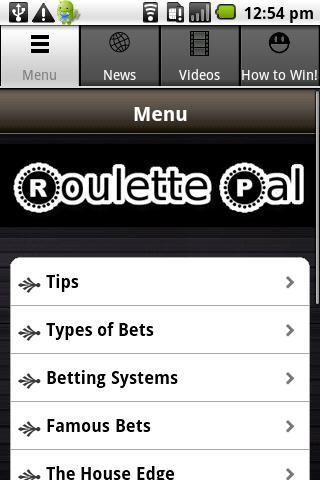 Roulette Pal