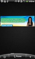 Screenshot of Talking Angelina