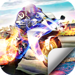 Hipster Moto Racing Wallpapers APK Image