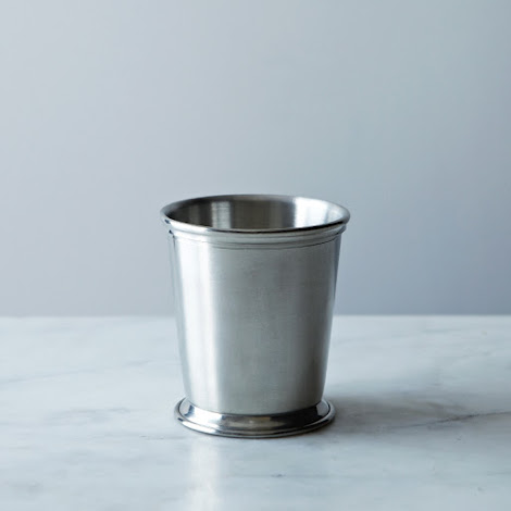 Mint Julep Cup Satin Finish