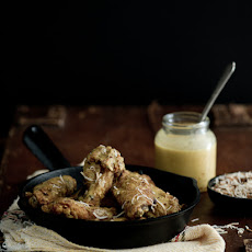 Curry Chicken Wings