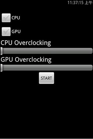 Overclocking GPU + CPU